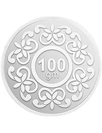 IBJA Gold 100 Gm, (999) Silver Precious Coin