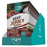 Best Body Nutrition Fit4Day Beef Jerky Teriyaki, 30 x 25 g