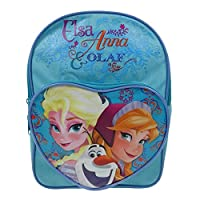 Disney Frozen Arch Children's Backpack, 31 cm, 9 Liters, Light Blue