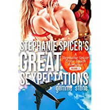Stephanie Spicer's Great Sexpectations: Volume Two: A Stephanie Spicer Erotic Touch Romance Bundle