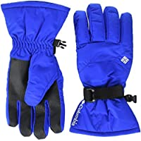 Columbia Youth Whirlibird Guantes, Unisex niños, Azul (Super Blue), S