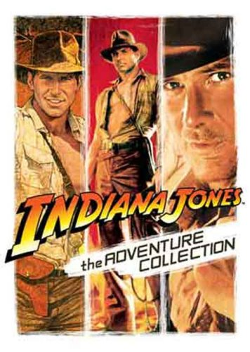 Indiana Jones: The Adventure Collection (raiders Of The Lost Ark, Temple Of Doom & Last Crusade) [dvd] Picture