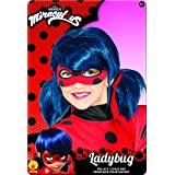 TF1 Licences  - I-32929 - Perruque Ladybug Miraculous - Taille Unique