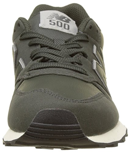 New Balance Gm500, Baskets Homme, Gris Vert (Dark Green)