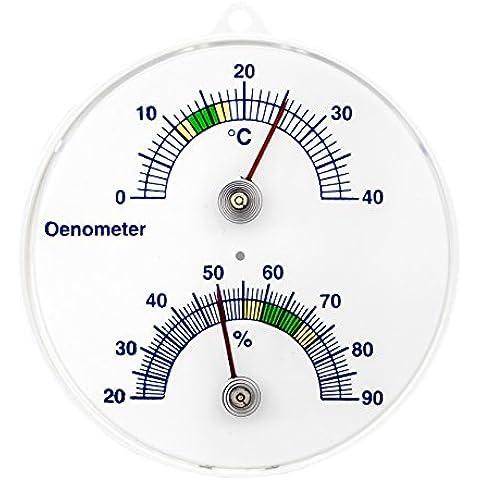 Lantelme 3204 cantina igrometro Termometro