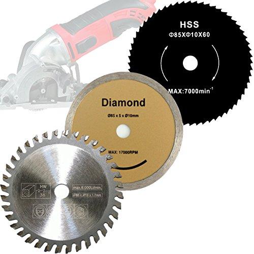 mini-scie-circulaire-a-main-lot-de-3-lame-de-scie-hm-bois-bois-hss-fein-disque-de-coupe-diamant-85-x