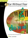 Ear Without Fear Bk/Cd Volume 1 (Hal Leonard Student Piano Bibliothekseinband (Songbooks)) by Preston, Constance, Hale,