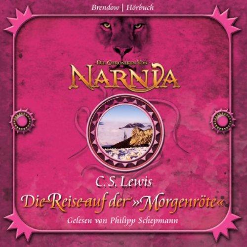 Buchseite und Rezensionen zu 'Die Reise auf der Morgenröte (Chroniken von Narnia 5)' von C. S. Lewis