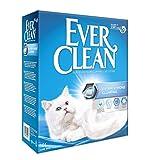 Ever Clean Extra Stark Klumpenbildende Katzenstreu, ohne Duft, 10Liter