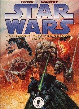 Star wars, l'empire des ténèbres, tome 4 :