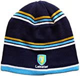 LEINSTER Rugby Mütze gestreift