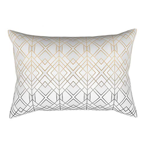 Chytaii.Cojines Decoracion Jardin 30X50 Fundas De Cojines Sofas Throw Pillow Case Fundas De Almohada...