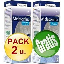 ESI - PACK 2+1 MELATONINA GOTAS 50 ML 1,9 MG LIQUIDA -