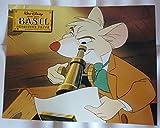 Telecharger Livres Photos du film Basil detective prive Walt Disney 1986 Serie publicitaire complete de 16 photos couleurs 21 cm x 27 cm de Basil detective prive 1986 dessin anime realise par Ron Clements L histoire Bon etat (PDF,EPUB,MOBI) gratuits en Francaise