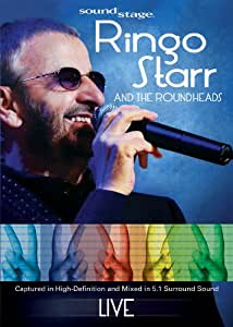 Soundstage: Starr Ringo & Roundheads - Live [DVD] [Region 1] [US Import] [NTSC]