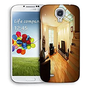 Snoogg Awesome House Designer Protective Phone Back Case Cover For Samsung Galaxy S4