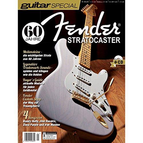 guitar Special:60 Jahre Fender Stratocaster