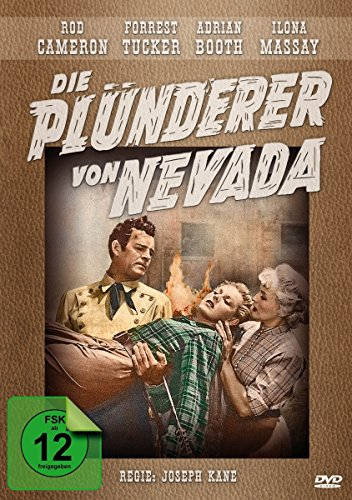 Die Plünderer von Nevada - filmjuwelen