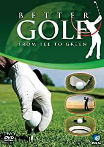 Better Golf from Tee to Green [Import anglais]