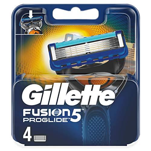 Gillette Fusion5 ProGlide Rasierklingen, für Männer, 4Stück