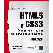 HTML5 y CSS3. Domine los estándares de la creación de sitios Web - 3ª edición