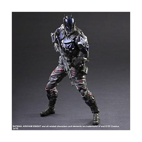 Square Enix Figura Play Arts Kaï–Arkham Knight (Batman: Arkham Knight) 5