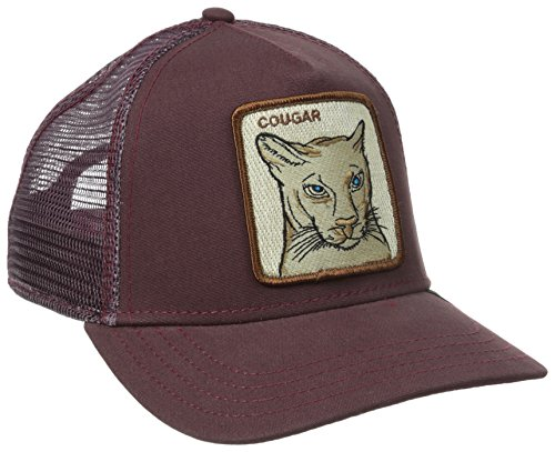 Goorin Bros. Cougar Trucker cap maroon -