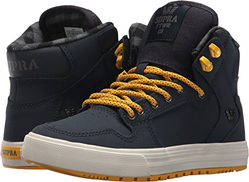 Supra Skytop S18091, Sneaker uomo Outer Space/Golden Rod