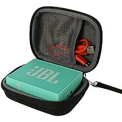 Étui de Voyage Rigide Housse Cas pour JBL GO JBLGO Enceinte portable Bluetooth par co2CREA