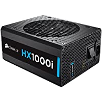 Corsair CP-9020074-UK Thermally Controlled Power Supply Unit (Black)