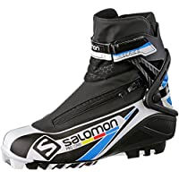 Salomon Herren Langlauf Schuh Langlaufschuh Escape 6X schwarz blau