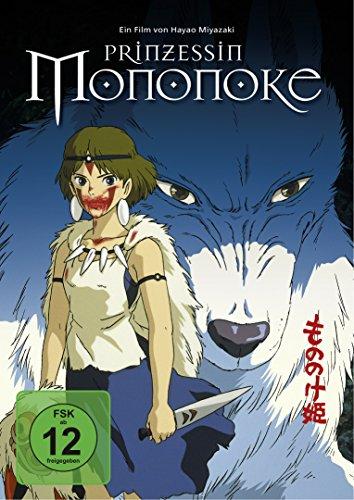 Bild von Prinzessin Mononoke (Einzel-DVD)