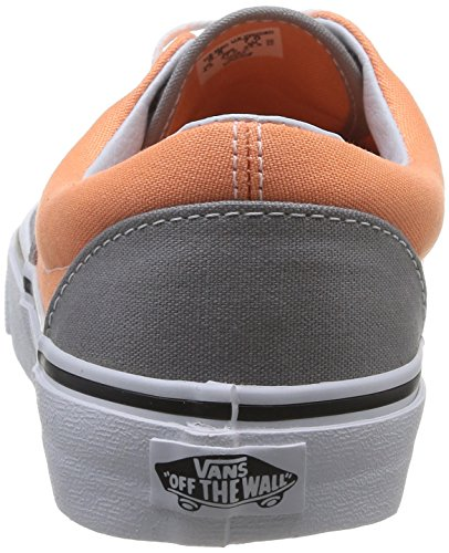 Vans U Era Vy6Xfjx, Baskets mode mixte adulte Multicolore (Frost Gray/Canteloupe)