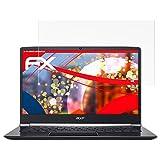 atFoliX Acer Swift 5 Anti-Shock Pellicola protettiva - 2 x FX-Shock-Antireflex antiabbagliamento ammortizzante Protettiva di Schermo alta Protezione