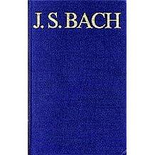 Bach-Werke-Verzeichnis (BWV) 2., überarbeitete und erweiterte - Ausgabe 1990 (BV 255)