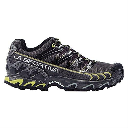 42.5 M EU , Grey/Green : La Sportiva Men's Ultra Raptor GTX Trail Running Shoe