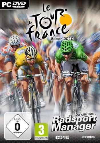 Tour de France 2010: Der offizielle Radsportmanager