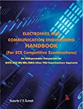 Electronics and Communication Engineering Handbook: For ECE Competitive Examinations