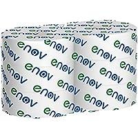 enov adr400–2 Maxi Jumbo Papier Toilette, double épaisseur, 60 mm, longueur 400 m, blanc (Lot de 6)