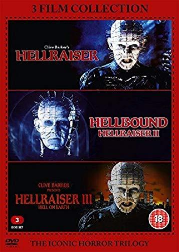 Hellraiser The Iconic Horror Trilogy