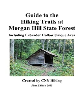 Descargar Guide to the Hiking Trails at Morgan Hill State Forest Including Labrador Hollow Unique Area - Third Edition (2017) PDF Gratis