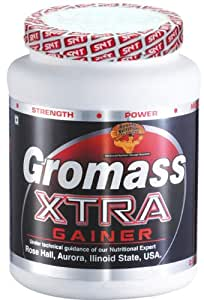 SNT Gromass Xtra Gainer Chocolate Flavour, 0.5Kg