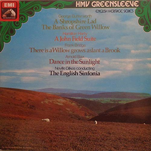 A Shropshire Lad / The Banks Of Green Willow / A John Field Suite / There Is A Willow Grows Aslant A Brook / Dance In The Sunlight [Vinyl LP] - Esd-bank