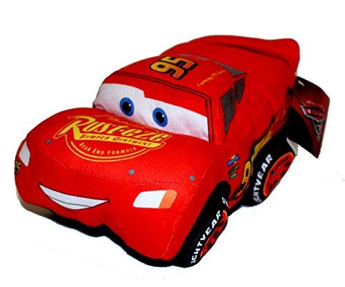 Preisvergleich Produktbild Disney Pixar Cars 3 Plüschfigur Kuscheltier 20 bis 25cm (Lightning McQueen)