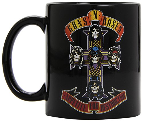 Tazza Appetite for Destruction (Nera)