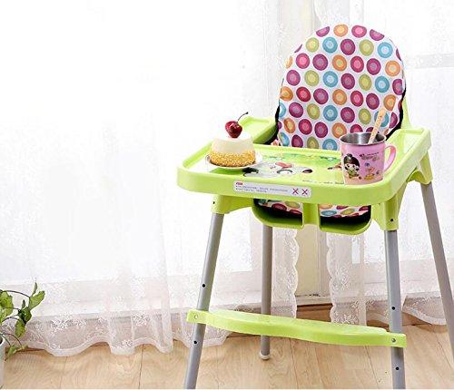 Ikea ANTILOP Trona Fundas de asiento & Cojín de amaoma, Baby Silla ...