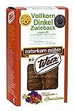 Werz Bio Dinkel-Zwieback ungesüßt (6 x 175 gr)
