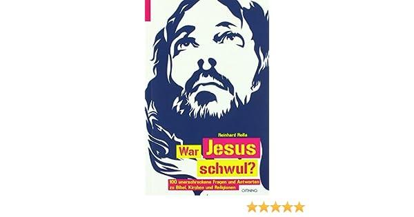 jesus war homosexuell