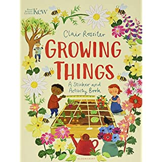 KEW: Growing Things: A Sticker and Activity Book