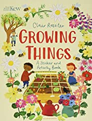 KEW: Growing Things: A Sticker and Activity Book (Sticker & Activity Bo